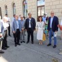 Srečanje LK Gradisca d'Isonzo Cormons s člani Lions Club di Freyung-Grafenau iz Bavarske